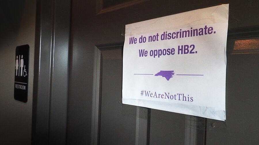 Bathroom Bill north carolina's legislature poised to repeal 'bathroom bill