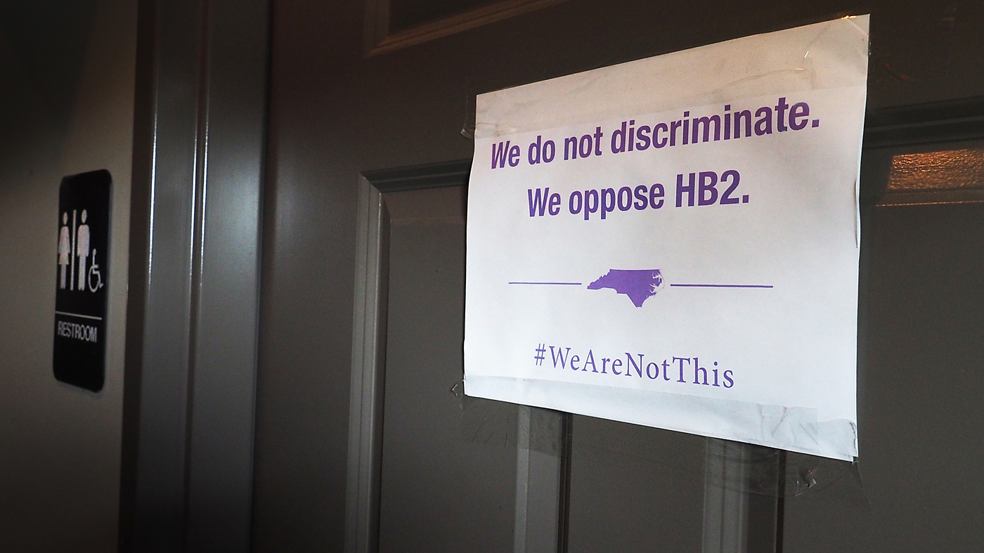 North Carolina S Legislature Poised To Repeal Bathroom Bill The Two Way Npr