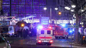 At Least 12 Dead After Truck Driven Into Berlin Christmas Market, Police Say