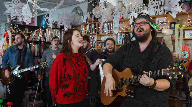 The Oh Hellos: Holiday Tiny Desk Concert