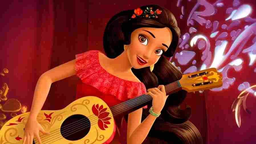 A Princess For Christmas Mtrjm.Elena Of Avalor Takes The Throne As Disney S First Latina
