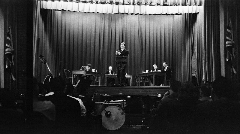 Norfolk Prison Debating Society Resurrected After 50 Years