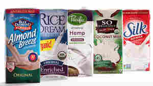 Soy, Almond, Coconut: If It's Not From A Cow, Can You Legally Call It Milk?