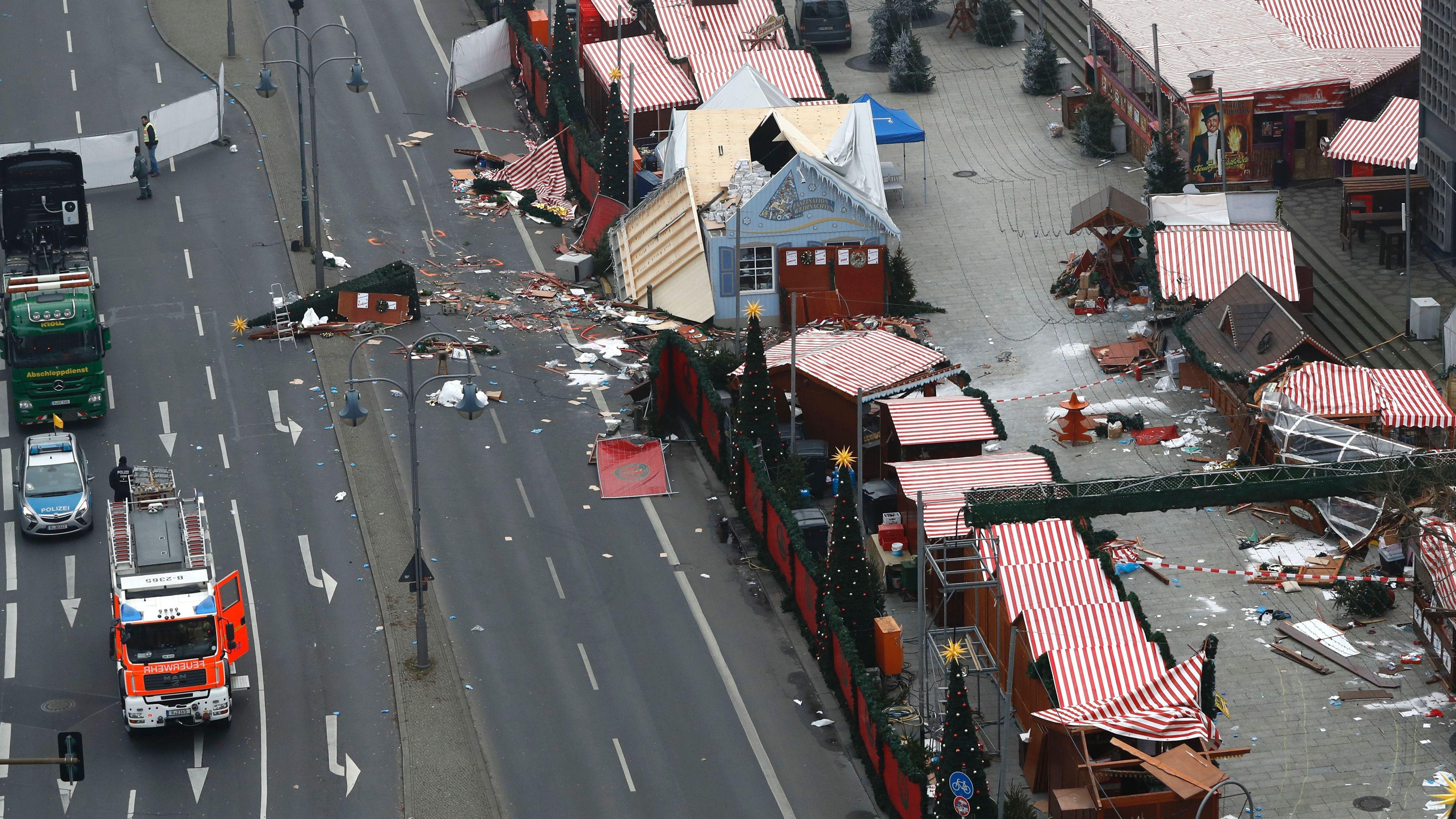 Man Arrested Following Berlin Truck Attack Is Released