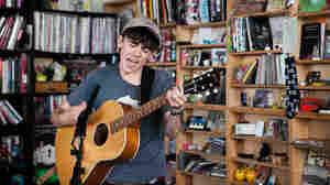 Declan McKenna: Tiny Desk Concert