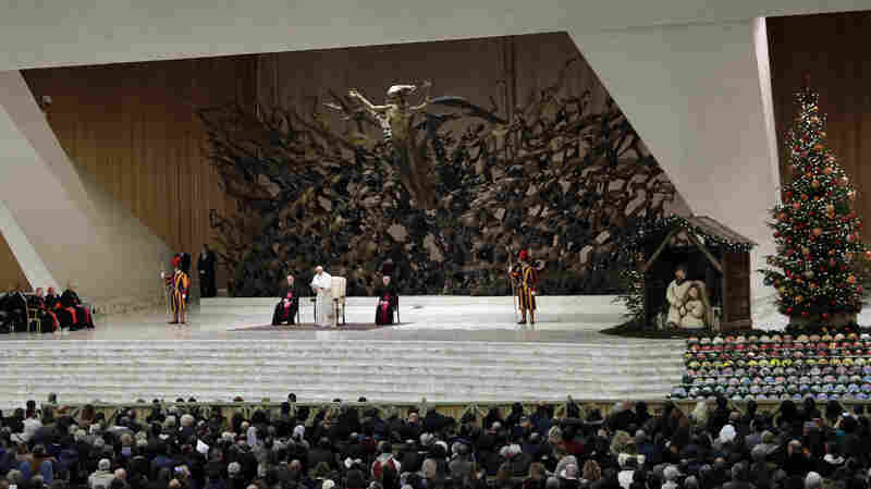Pope Francis Outlines More Reforms, And Addresses Powerful Church Critics