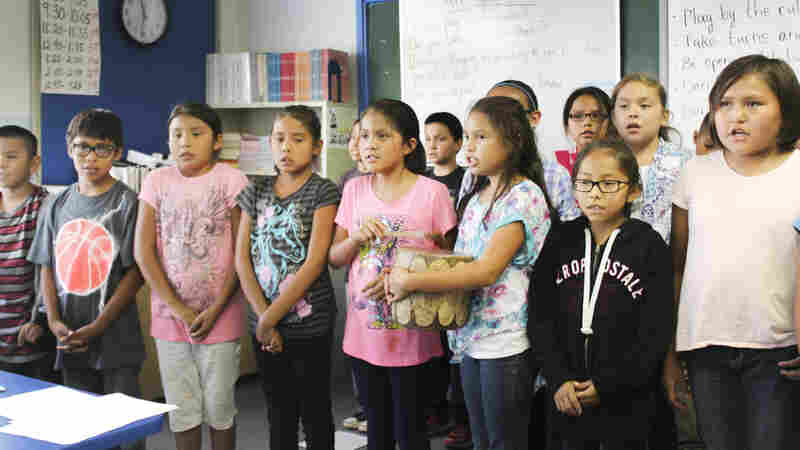 Native American Education: What Will It Take To Fix The 'Epitome Of Broken'?