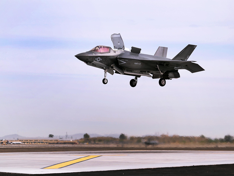 This Trump Move Just Rocked Lockheed Martin Stock
