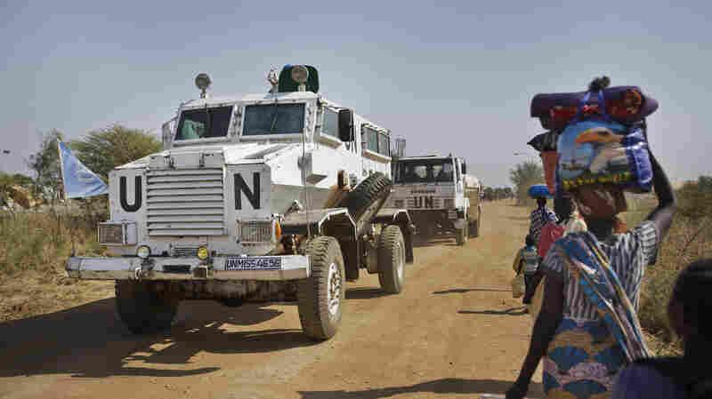 Arms Embargo On South Sudan Fails U.N. Vote