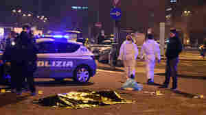 Suspected Berlin Attacker Shot, Killed In Milan After International Manhunt