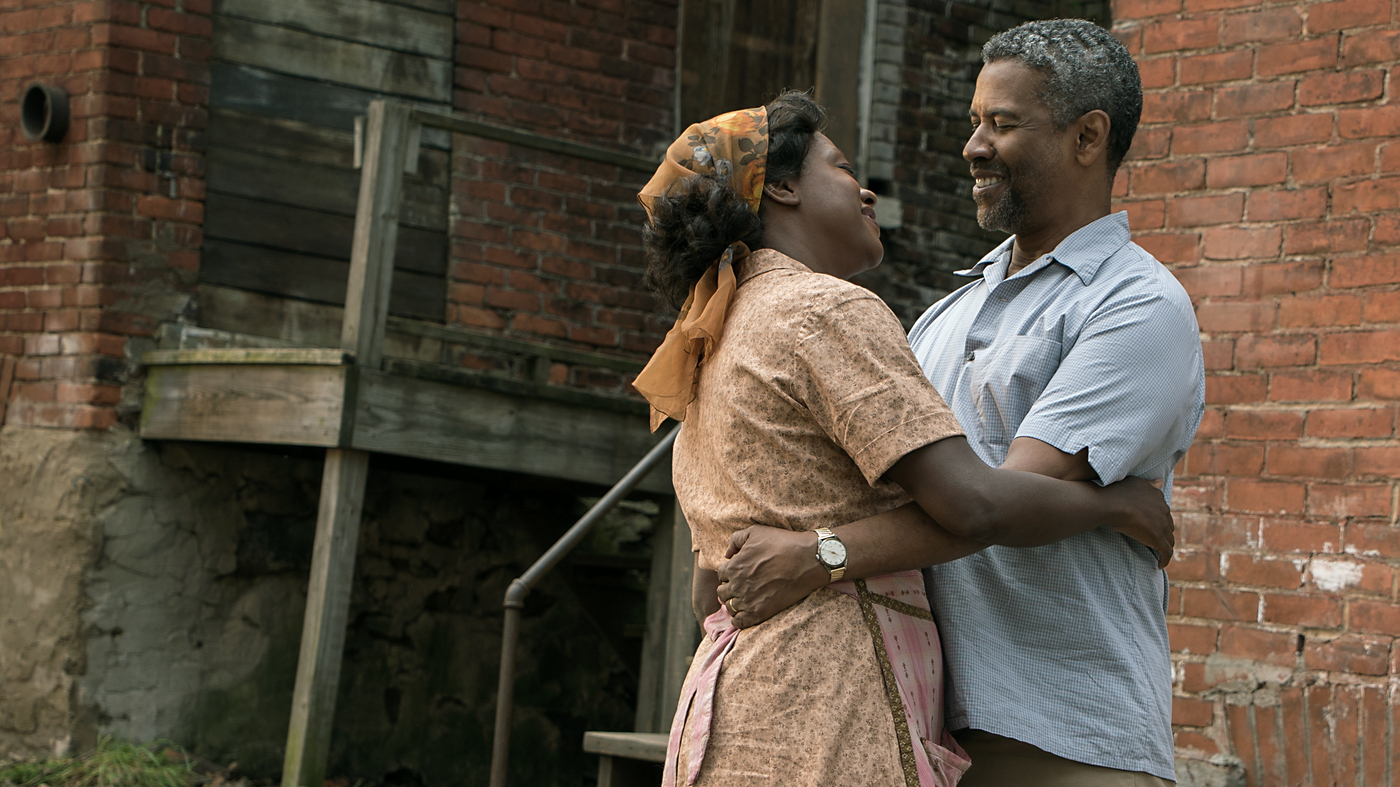 Denzel Washington And Viola Davis On Adapting Fences And