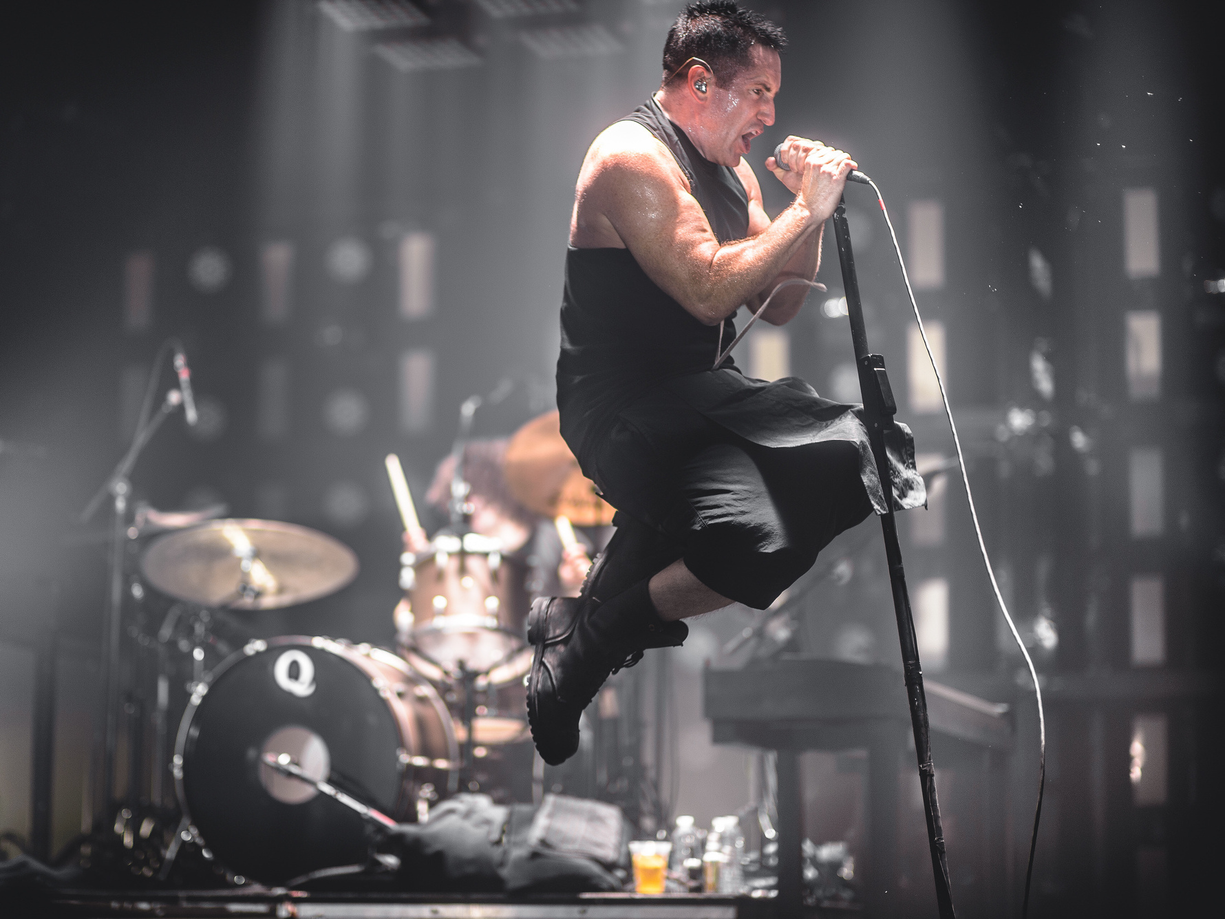 Stream Nine Inch Nails' 'Not The Actual Events' EP
