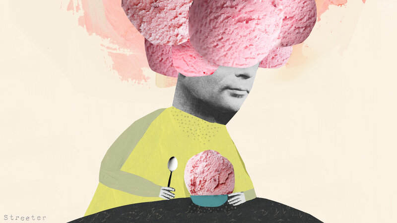 A diet high in saturated fats and sugars can affect the parts of the brain that important to memory.