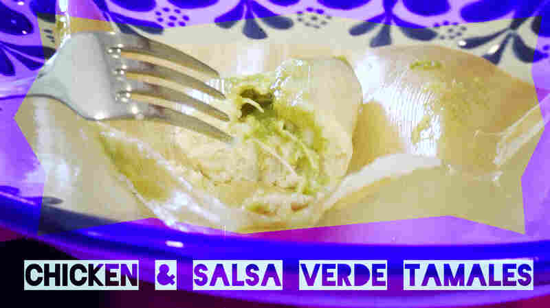 VIDEO: Wrap Up These Tamales For A Christmas Eve Feast