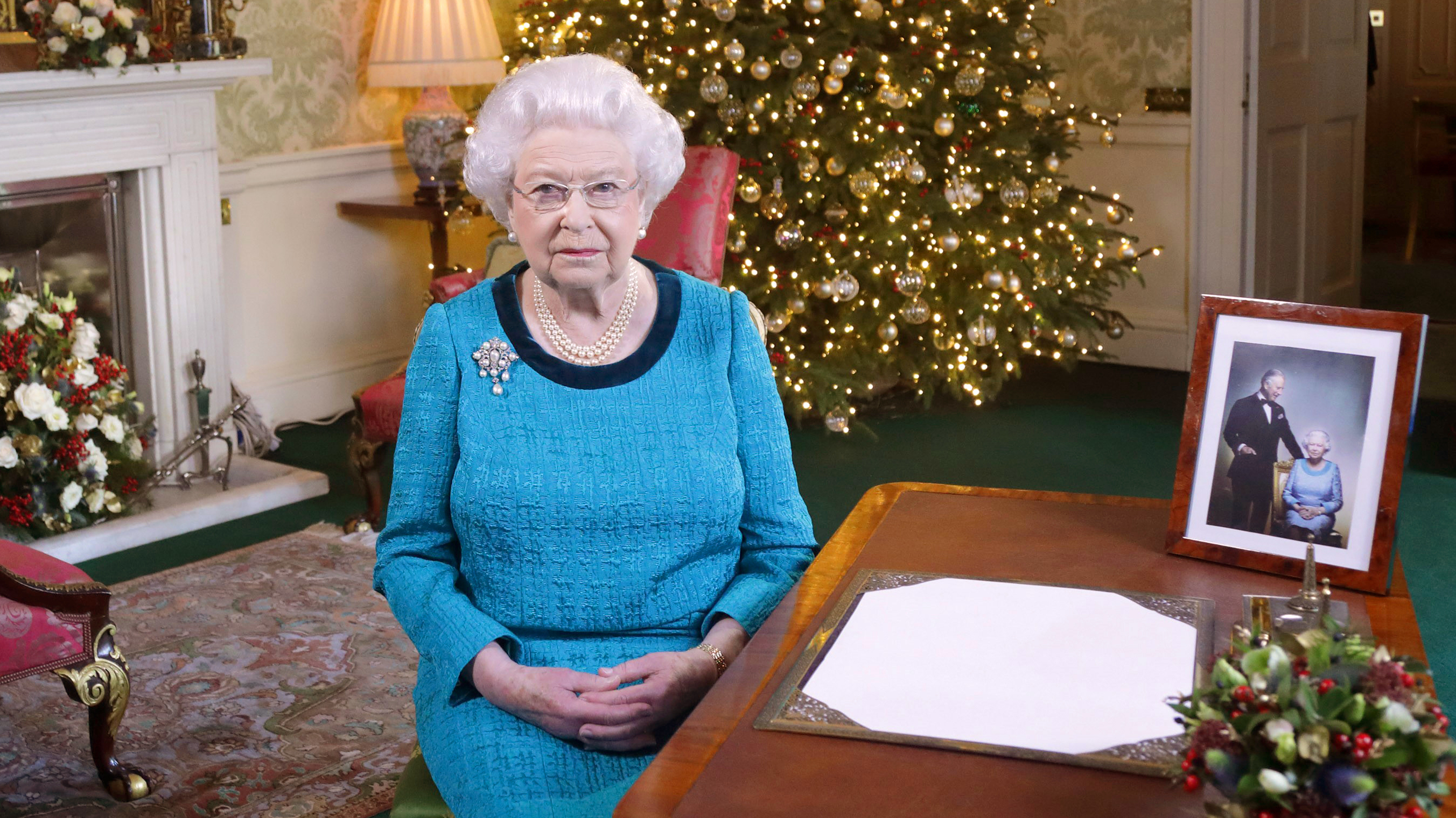 Queen Elizabeth II Misses Christmas Service Due To Cold, Sends ...