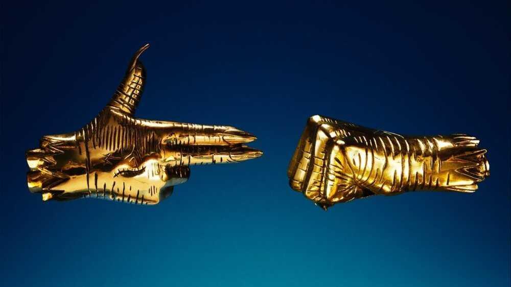 Merry Christmas, Ya Filthy Animals! Here's Run The Jewels' New Album.
