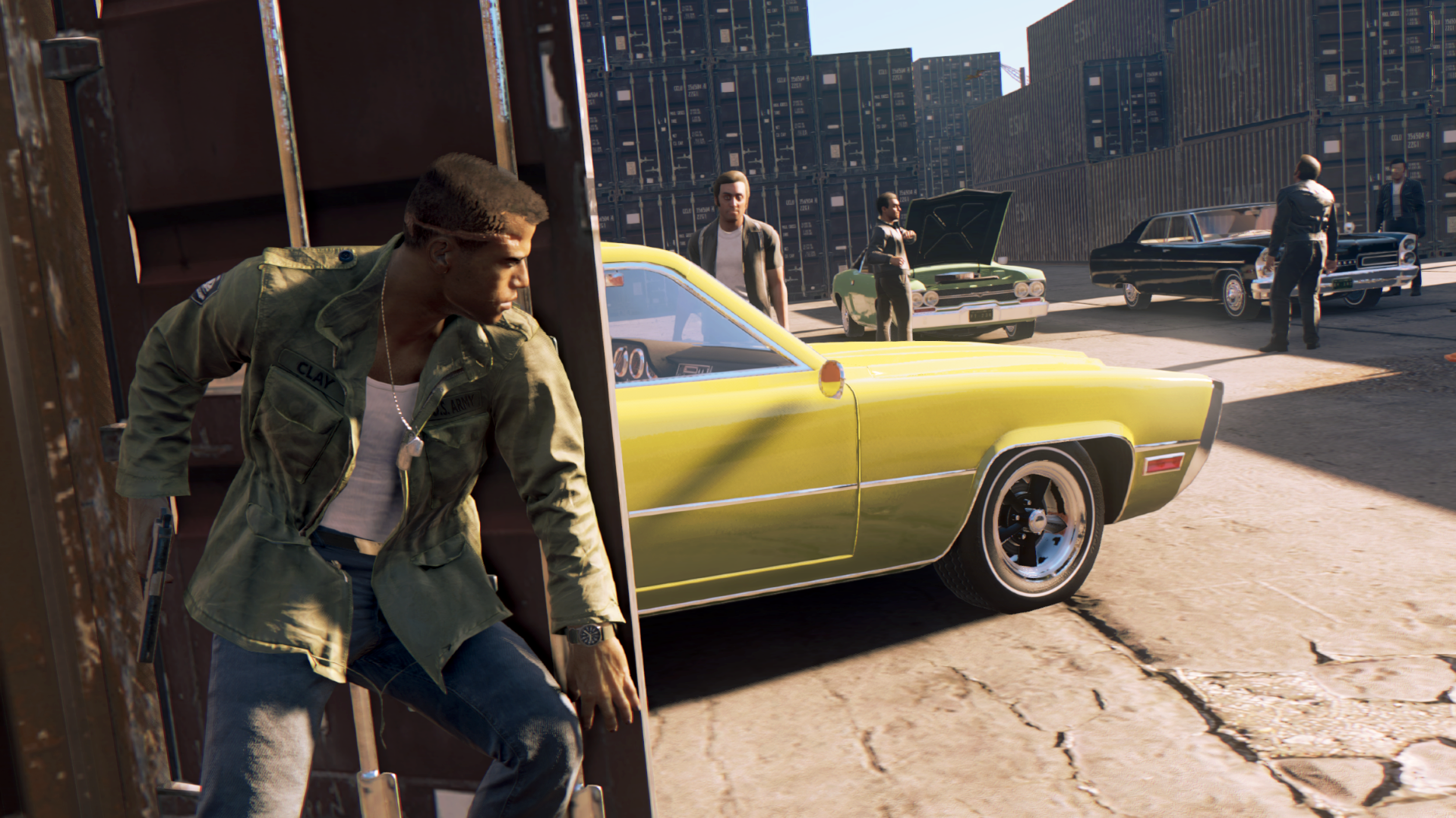 'One of the reasons why I came to 2K was because they're not afraid to take these kind of creative risks,' says Mafia III creative director Haden Blackman. Courtesy of 2K Games.