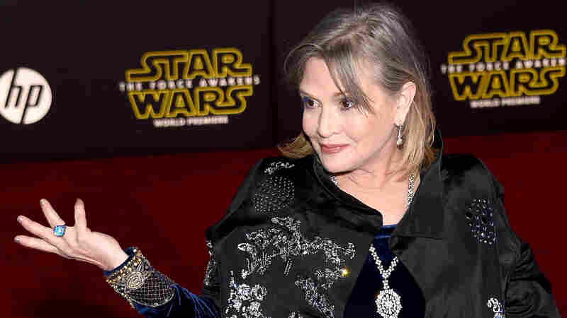 Carrie Fisher Was In On The Joke