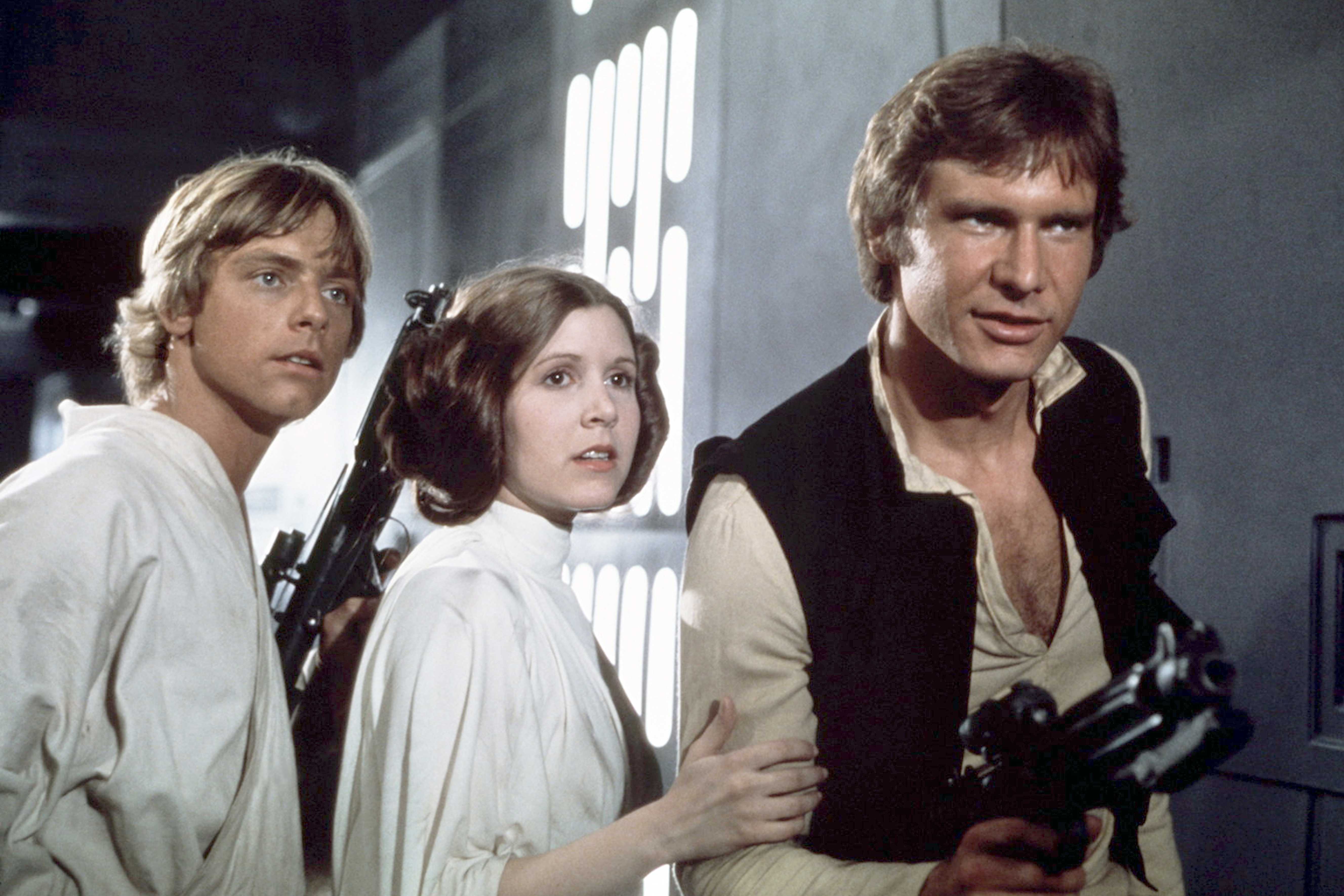Carrie Fisher Princess Leia Of Star Wars Dies At 60 The Two