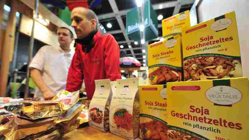 German Agriculture Minister Says 'Nein' To Meatless Meatballs