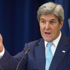 John Kerry Defends Two-State Solution, Rebukes Israeli Settlements