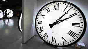With A Leap Second, 2016 Promises To Linger Just A Little Bit Longer