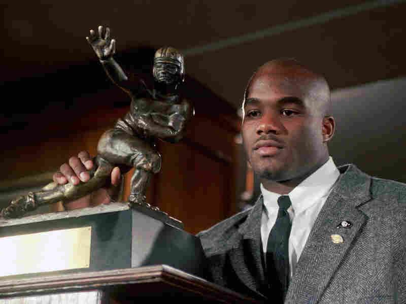 Heisman Trophy victor Rashaan Salaam took his own life, autopsy confirms