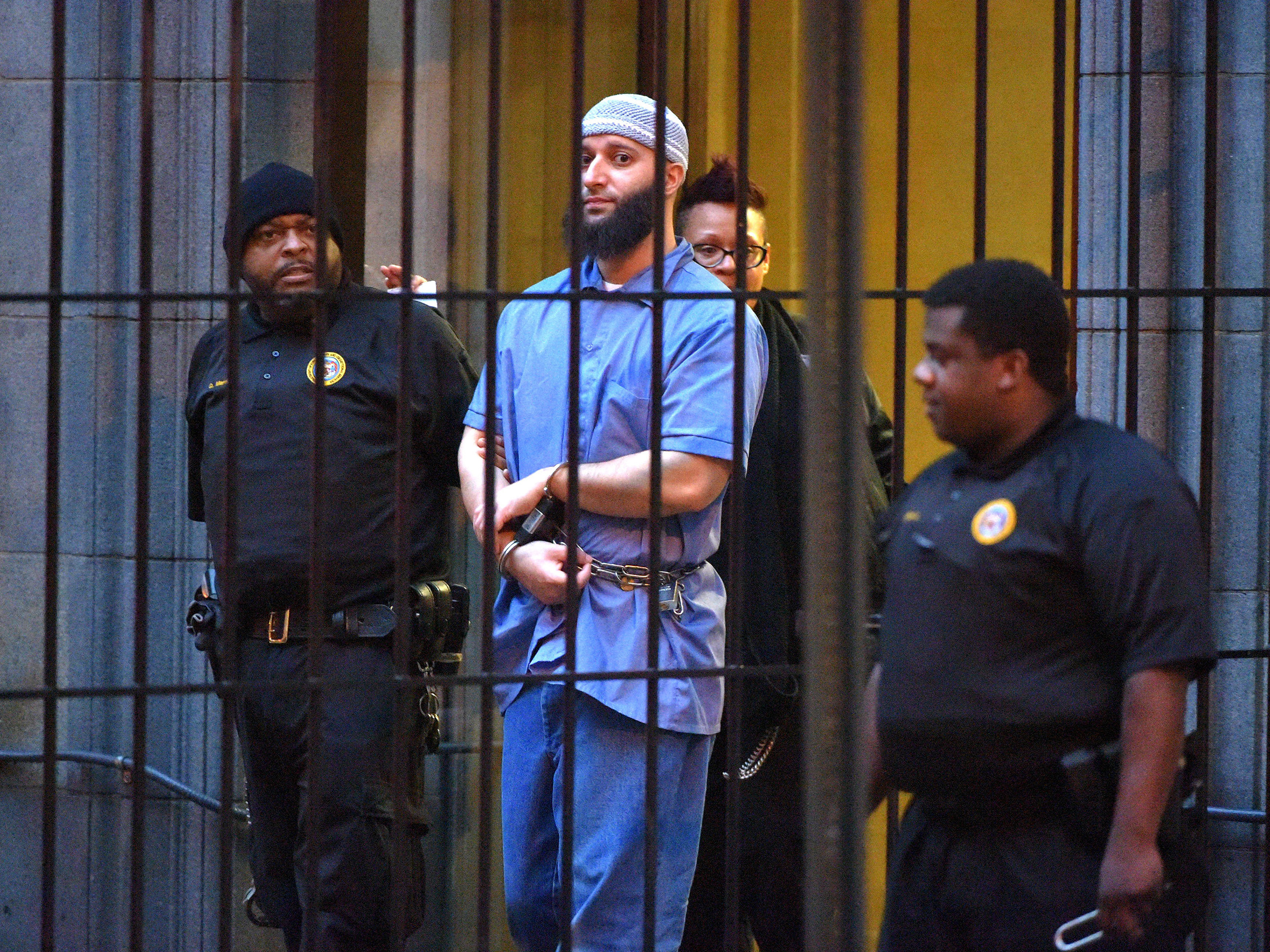 Judge denies bail for 'Serial' podcast phenom Adnan Syed