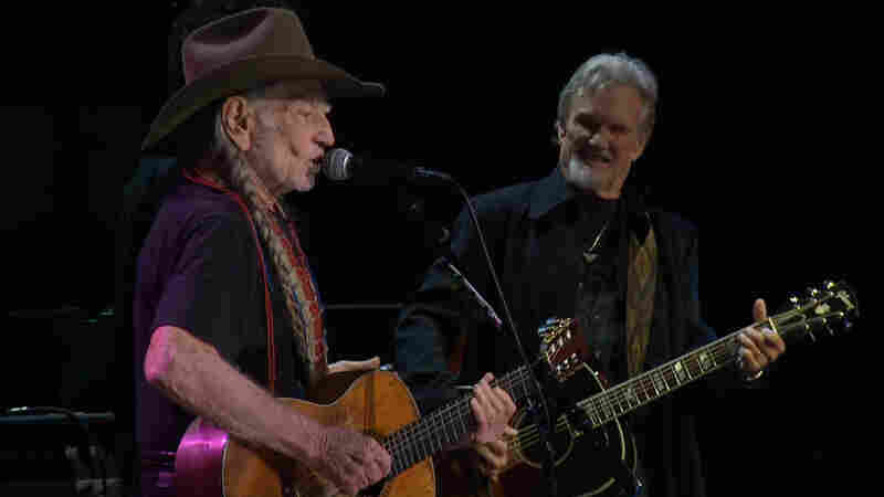 Watch Willie Nelson Perform 'Me And Bobby McGee'