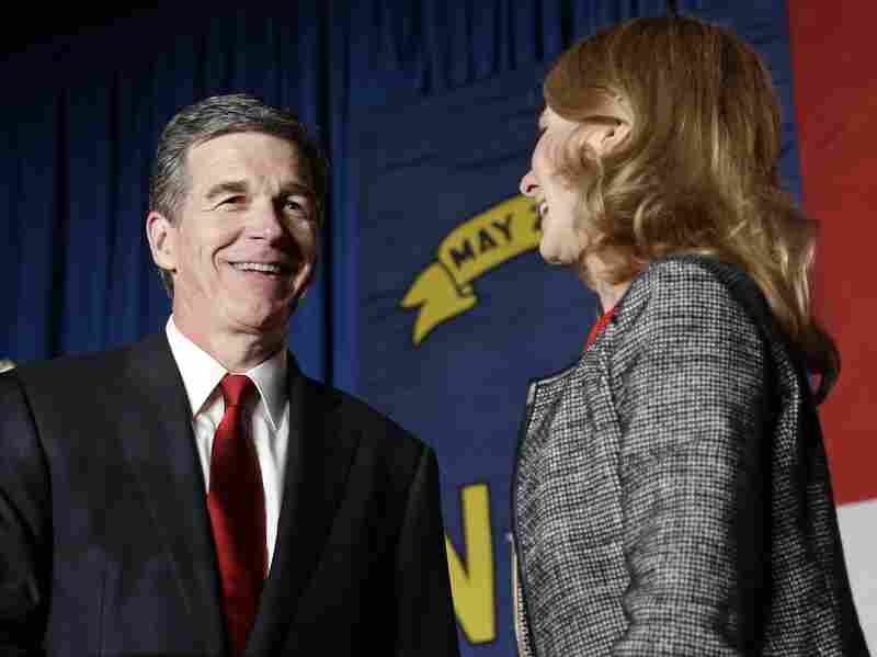 North Carolina governor-elect Roy Cooper sues over law limiting powers