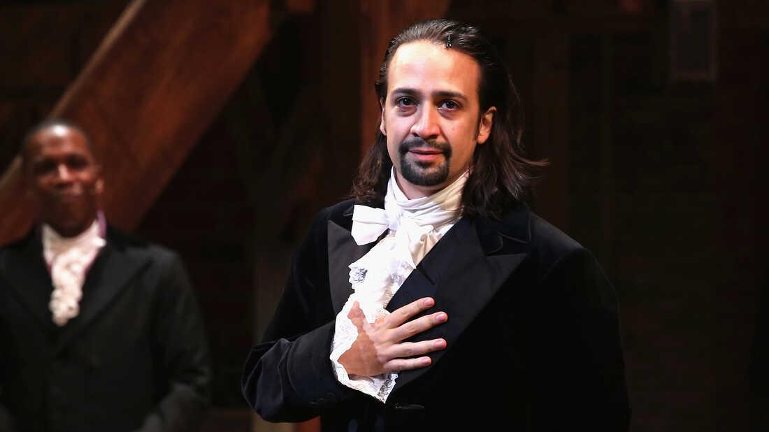 Lin-Manuel Miranda On Disney, Mixtapes And Why He Won't Try To Top 'Hamilton'