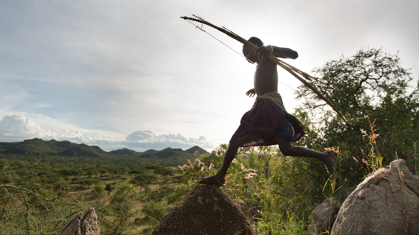 This Isnt Game >> Researchers Strapped Fitness Devices On Hadza Men And Women To See How Active They Are : Goats ...