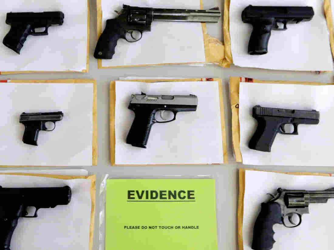 Gun violence is studied less than other major causes of death