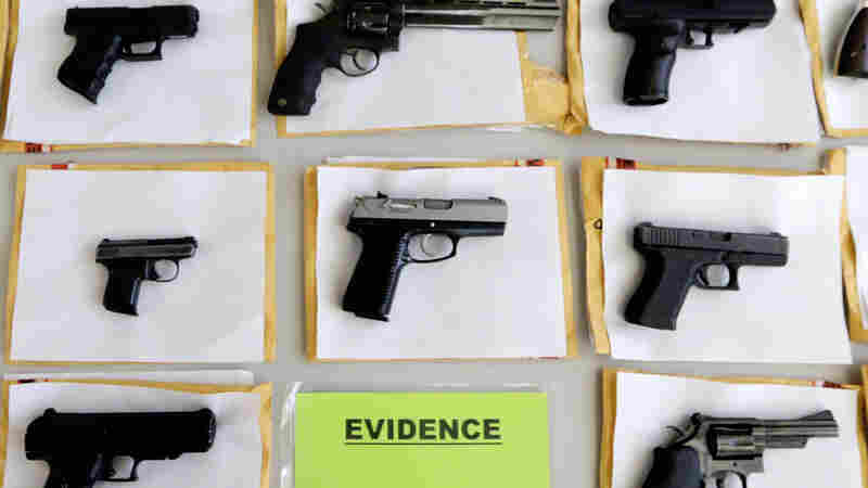 Gun Violence Should Be Treated As A Public Health Crisis, Study Says