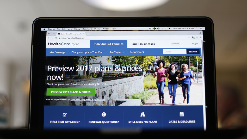 Senate Republicans began the process Tuesday of shutting down the Affordable Care Act, one of the key features of the Obama presidency. (Pablo Martinez Monsivais/AP)