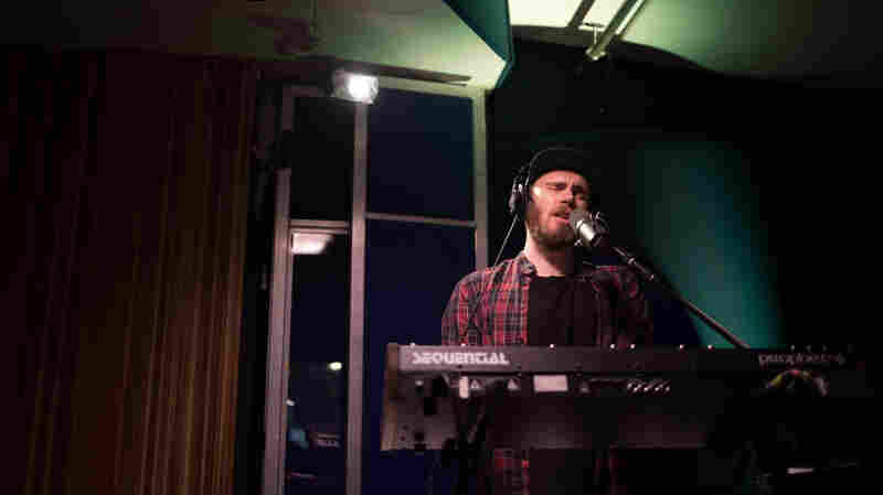 James Vincent McMorrow, 'Rising Water' (Live)