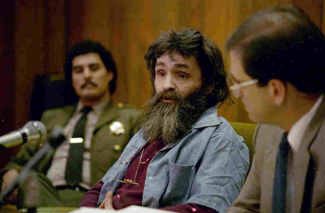 Charles Manson leaves estate to pen pal, TMZ reports