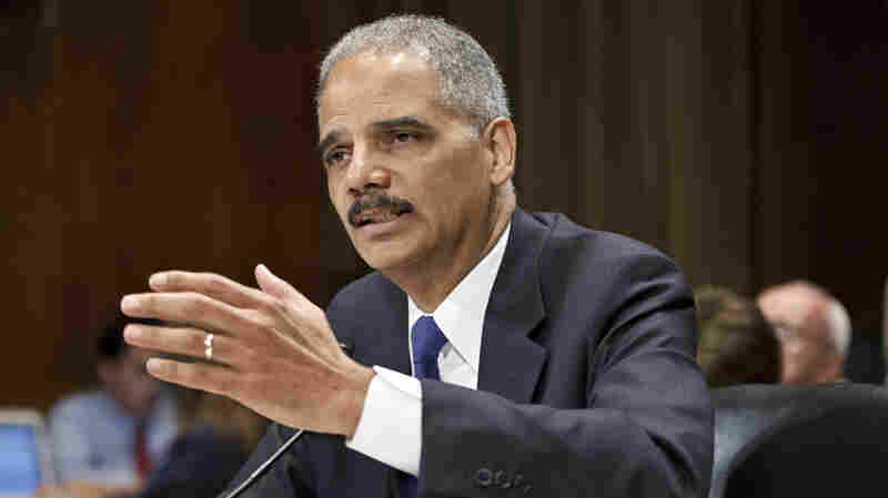 California Lawmakers Prepare For Trump, Hire Ex-Attorney General Eric Holder