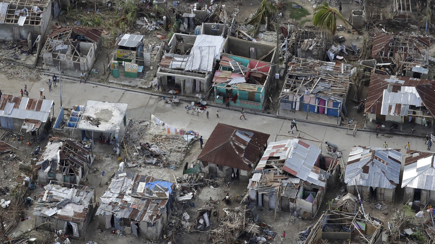 Fires, Floods And Earthquakes: New Report Finds 2016 Was ...