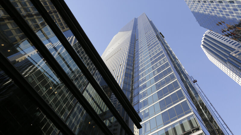 san francisco s leaning tower has residents fuming npr