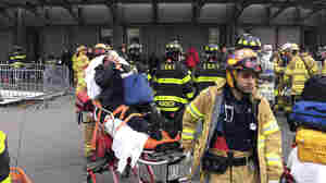 More Than 100 People Injured In New York Train Crash