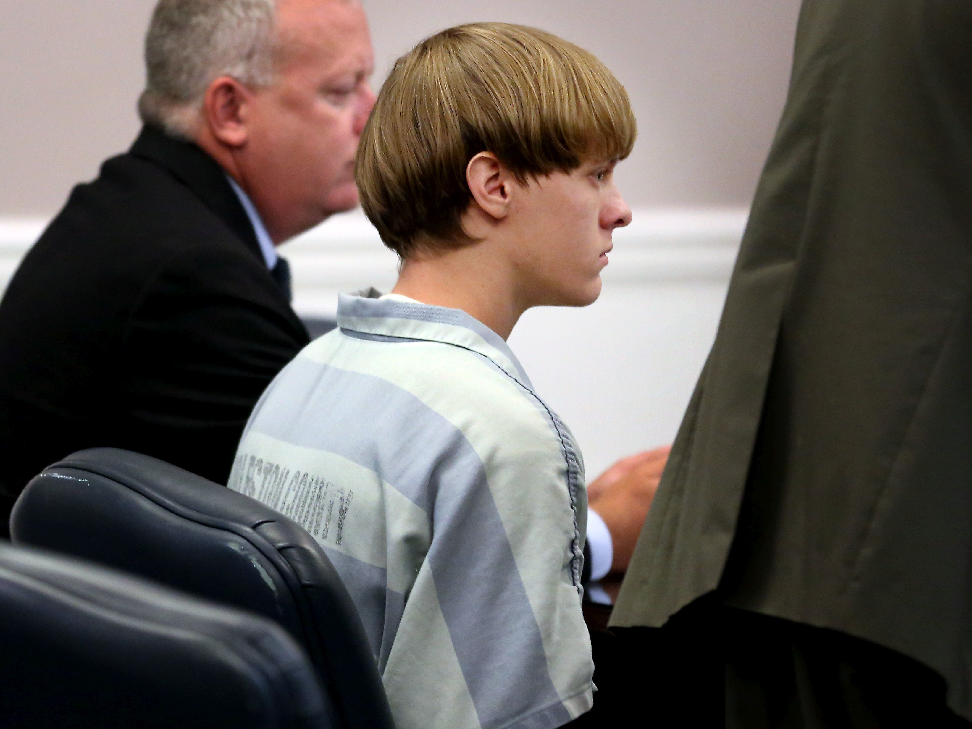 Charleston church shooter Dylann Roof confesses, 'I am not sorry'