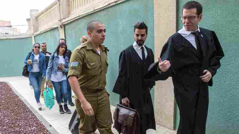 Israeli Soldier Convicted Of Manslaughter For Killing Wounded Palestinian