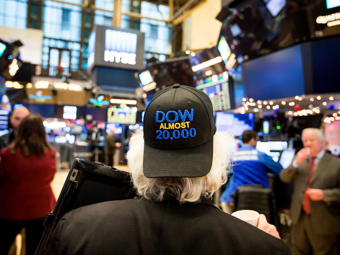 People are excited that the Dow is nearing 20,000. But does the Dow really matter? Photographer: Michael Nagle/Bloomberg via Getty Images