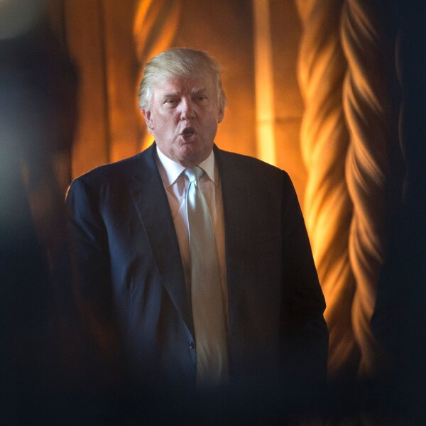 At Odds With GOP Over Hacking, Trump Splits With Precedent