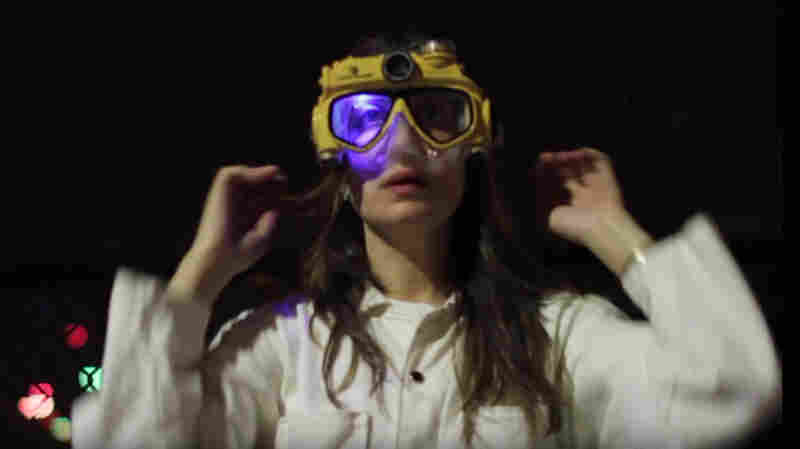 Take A Midnight Ride In Joan Of Arc's 'Two-Toothed Troll' Video