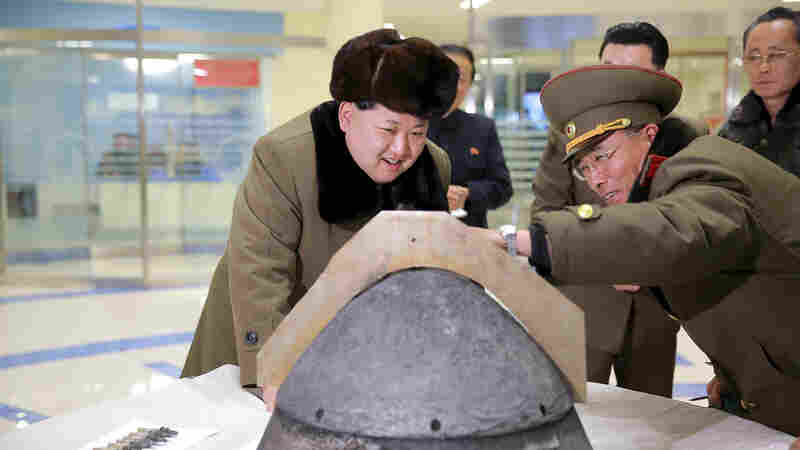 North Korea 'Very Far Along' In Developing New Ballistic Missile