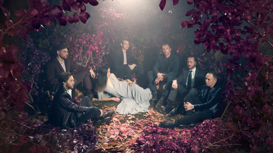 San Fermin's new album, Belong, is due out later this year. (Courtesy of the artist)
