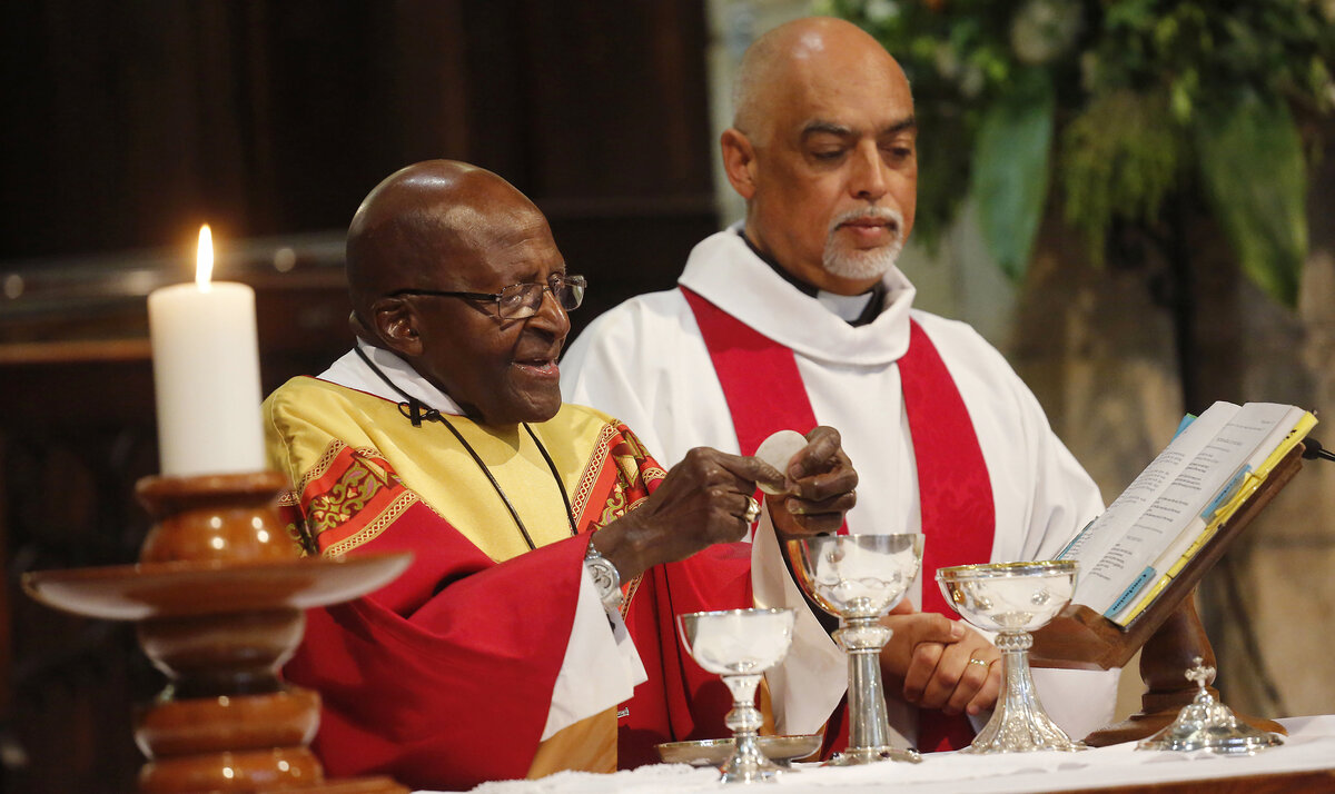 Desmond Tutu calls for assisted death