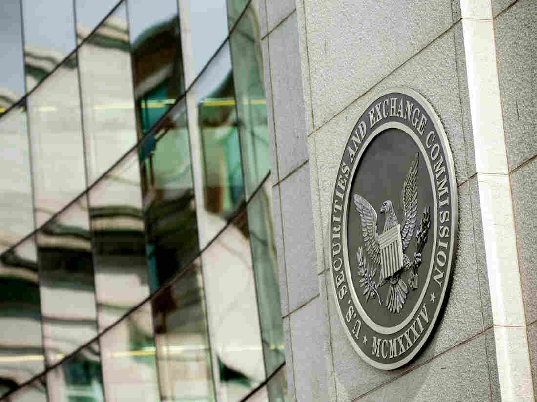 Can An SEC Nominee With Ties To Goldman Regulate Wall Street Impartially? : NPRCan An SEC Nominee With Ties To Goldman Regulate Wall Street Impartially? - 웹